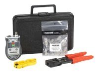 Black Box Cat6 Termination Kit, FT490A-R3, 15461061, Cable Accessories