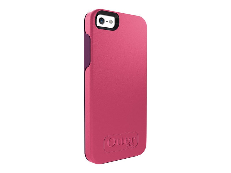 OtterBox Symmetry Series for iPhone 5 5S, Crushed Damson