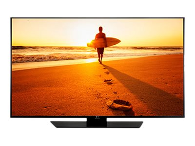 LG 42.8 LX770H Full HD LED-LCD Commercial TV, Black, 43LX770H