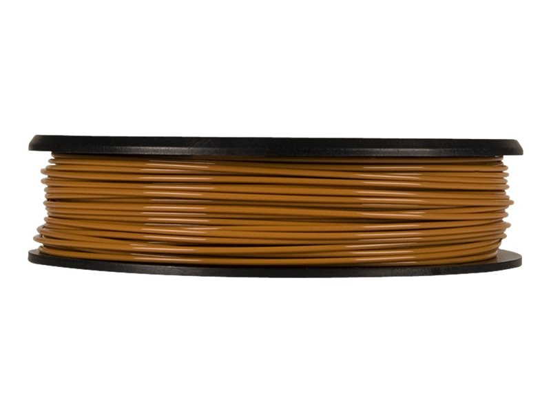MakerBot True Brown PLA Filament Small Spool