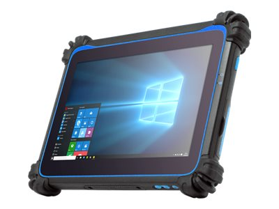 DT Research 395CR Fanless Rugged Tablet Atom QC 1.44GHz 4GB SSD ac BT 8.9 FHD MT, 395CR-10B-384