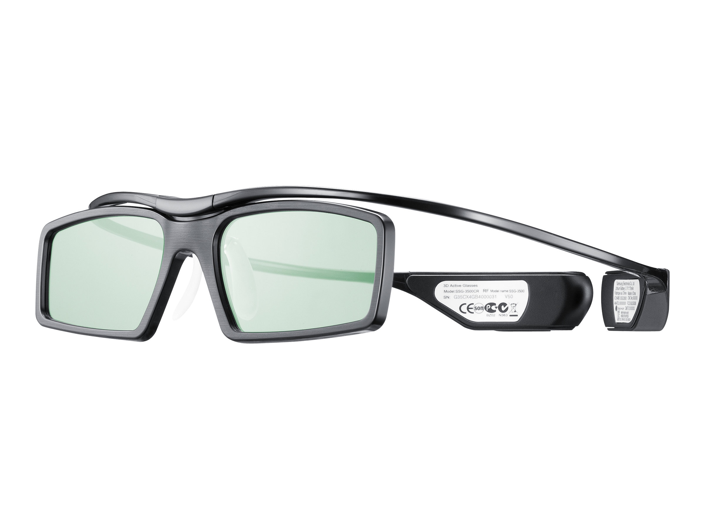 Samsung Rechargeable 3D Glasses, SSG-3570CR/ZA, 16767994, Monitor & Display Accessories
