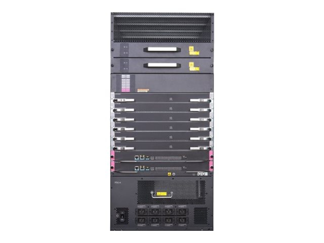 HPE FlexFabric 12916 Switch AC Chassis, JG632A#ABA