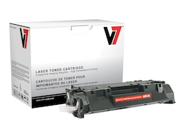 V7 CE505A Black MICR Toner Cartridge for HP LaserJet P2035 (TAA Compliant), THK2505AM, 13731873, Toner and Imaging Components