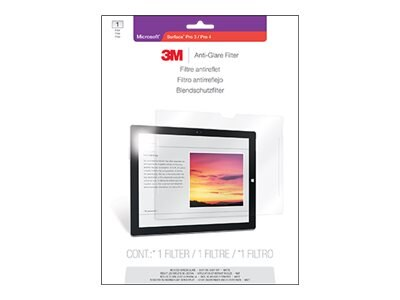 3M Easy-On Anti-Glare Filter for Microsoft Surface Pro 3, AFTMS001