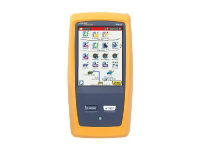 Fluke OneTouch AT G2 Network Assistant with At 10G 1000 Module, 1TG2-3000-1T10G1M, 30564317, Network Test Equipment