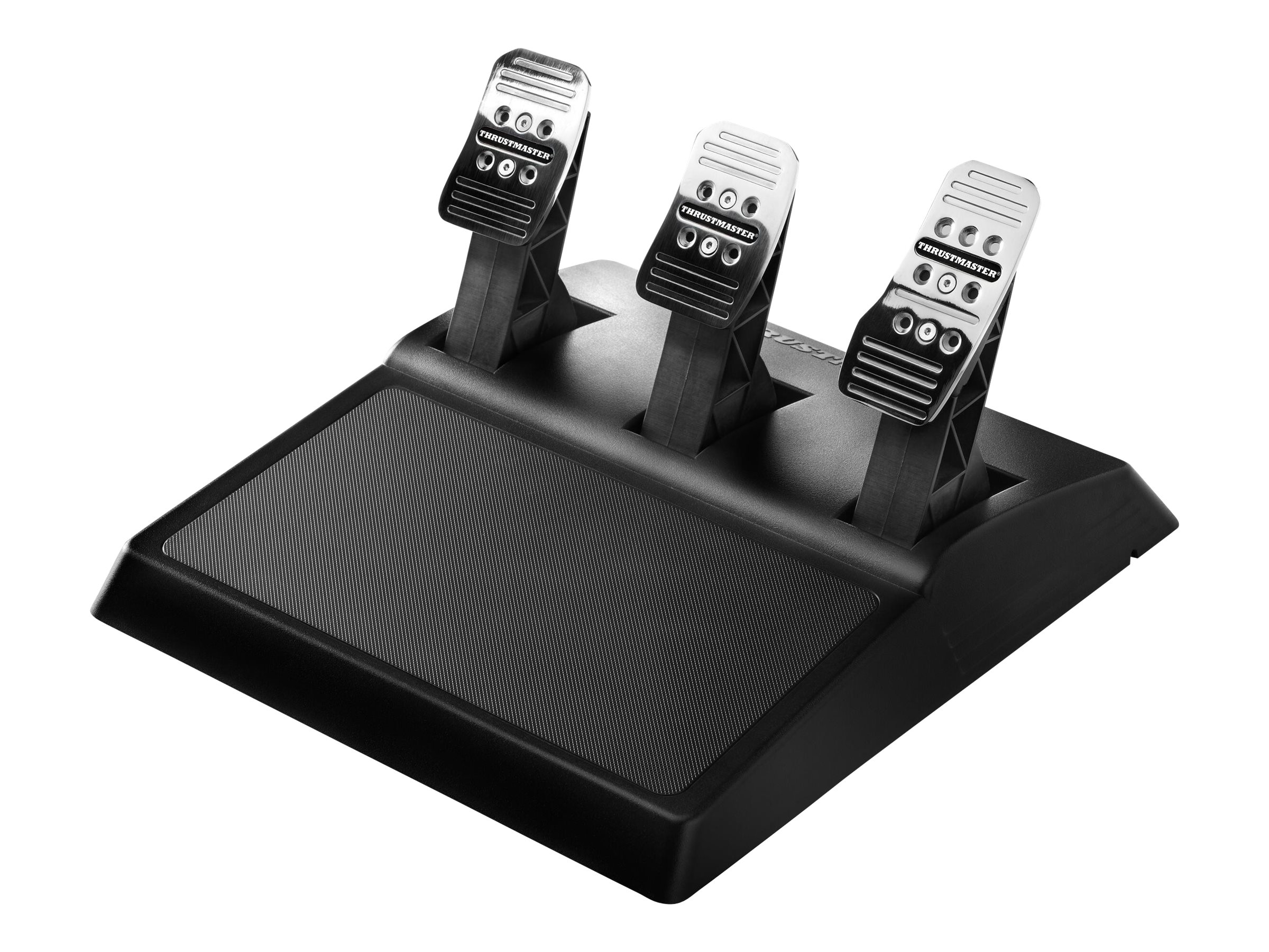 Thrustmaster Thrustmaster T3PA and T300 Pedal Set Add-on, 4060056, 17798709, Computer Gaming Accessories
