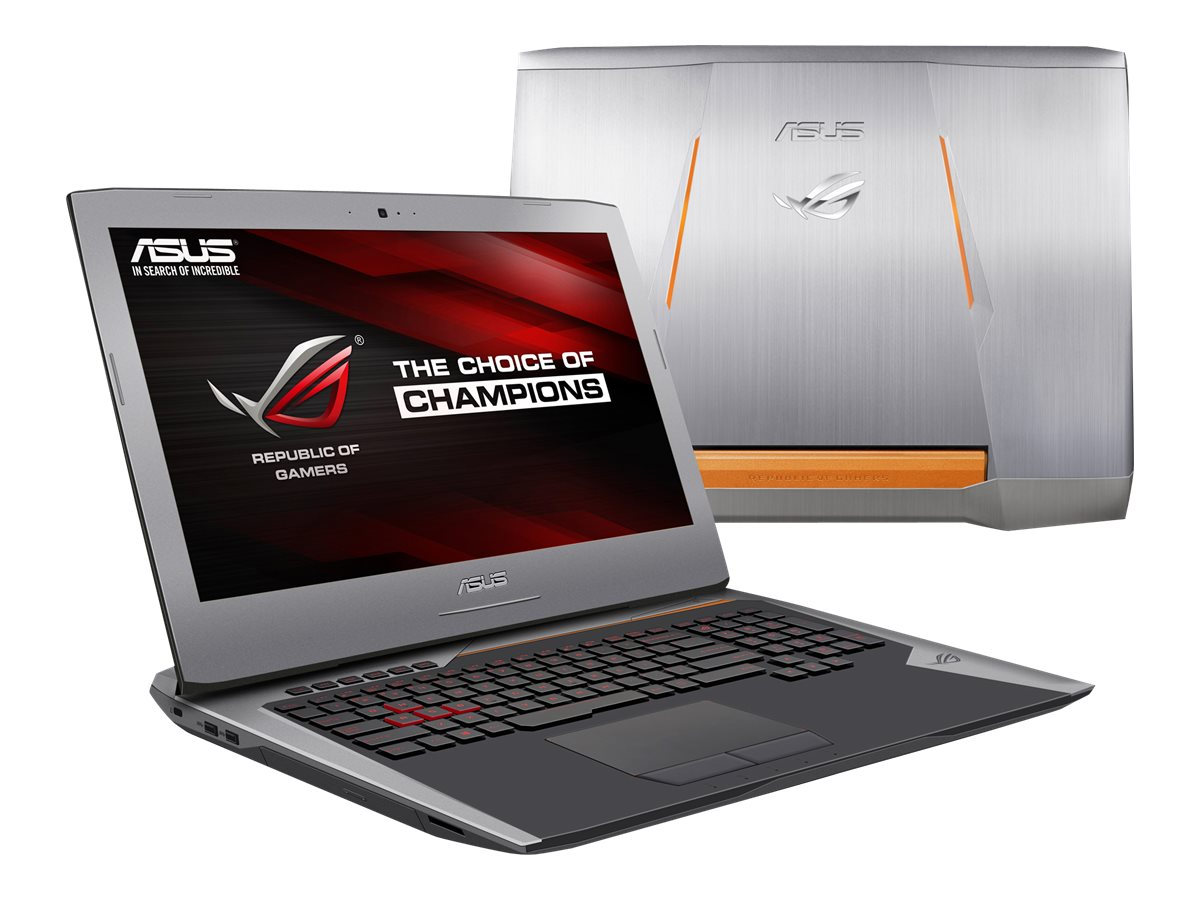 Asus G752VY-DH78K 17.3 Notebook PC, G752VY-DH78K, 30719024, Notebooks
