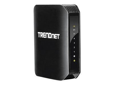 TRENDnet Wireless N600 Dual Band Router, TEW-752DRU, 16120111, Wireless Routers