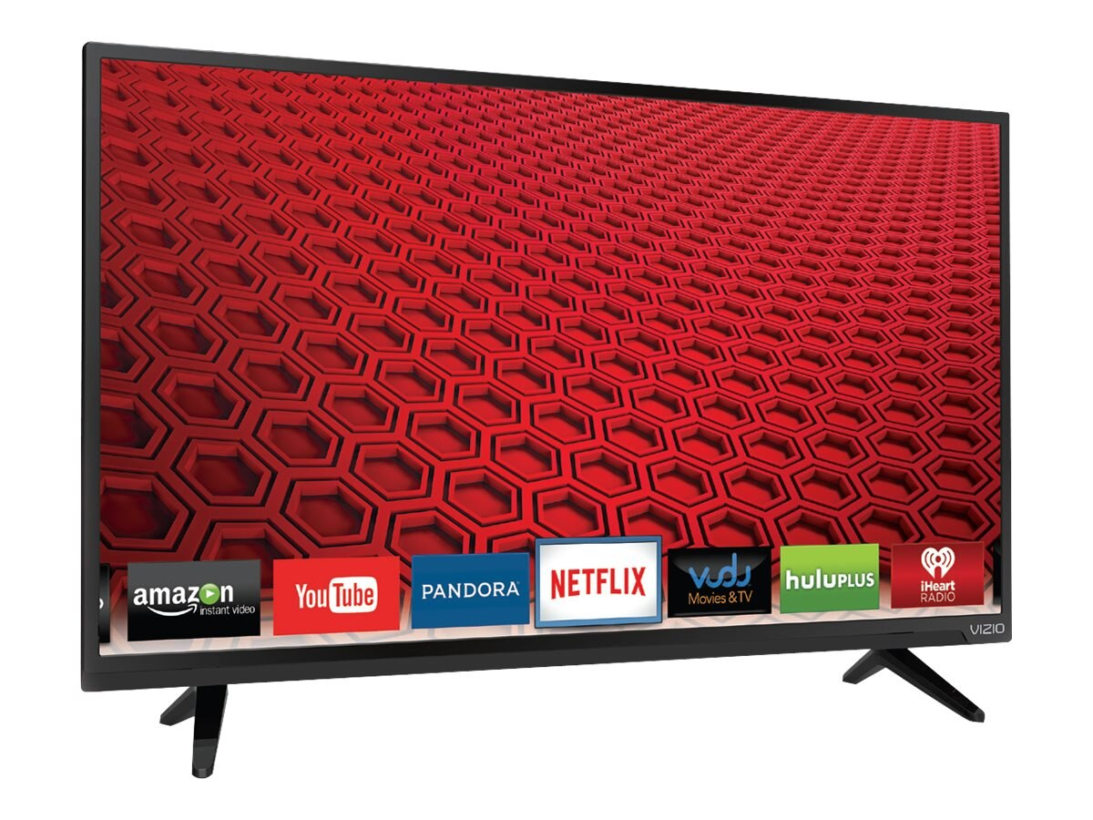 Vizio 32 E32-C1 LED-LCD TV, Black, E32-C1, 18404396, Televisions - LED-LCD Consumer