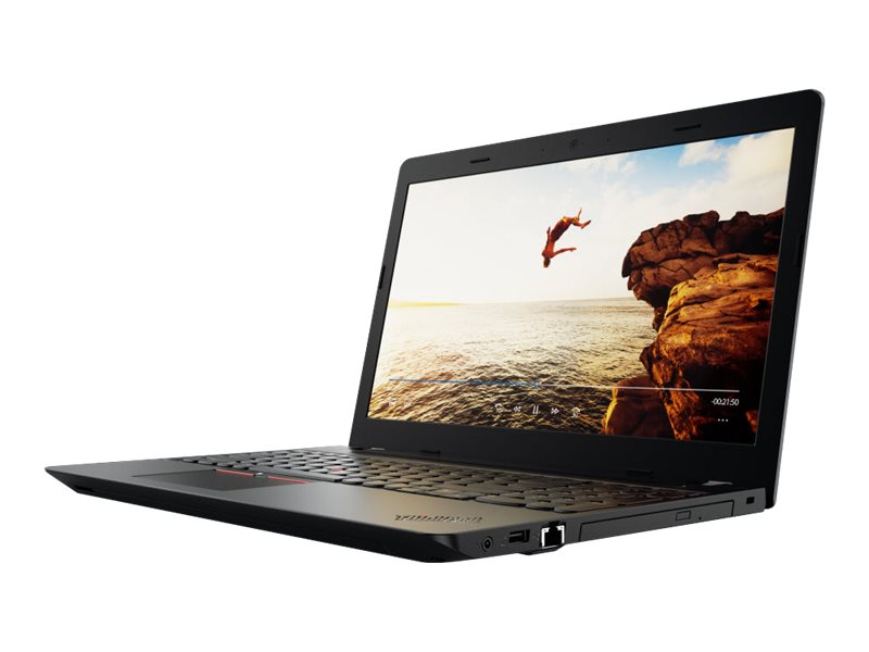 Lenovo TopSeller ThinkPad E570 2.5GHz Core i5 15.6in display, 20H50045US