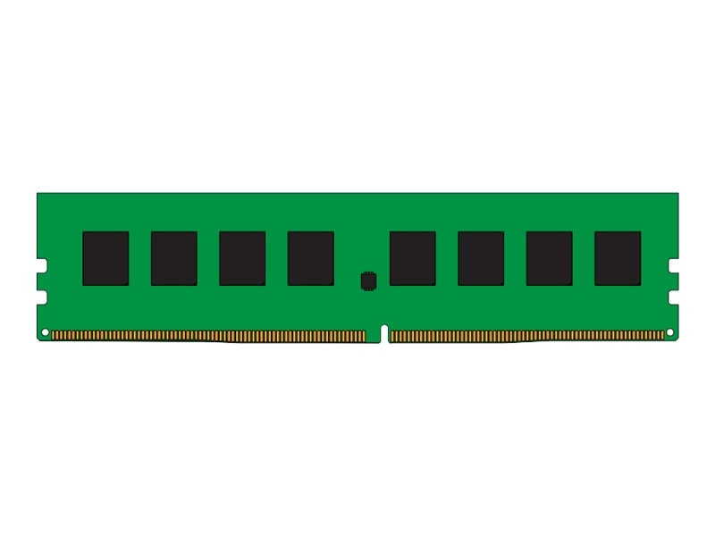 Kingston 8GB PC4-19200 288-pin DDR4 SDRAM UDIMM, KVR24N17S8/8