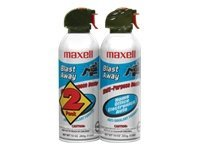 Maxell Canned Air CA-4 10oz (2-pack)
