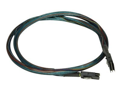3Ware Multi-Lane Internal Serial ATA Cable, 0.5m, CBL-SFF8087-05M, 6706400, Cables