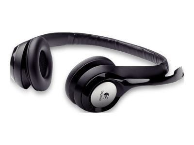 Logitech H390 ClearChat Comfort USB Headset, 981-000014