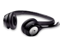 Logitech H390 ClearChat Comfort USB Headset, 981-000014, 7920002, Headsets (w/ microphone)