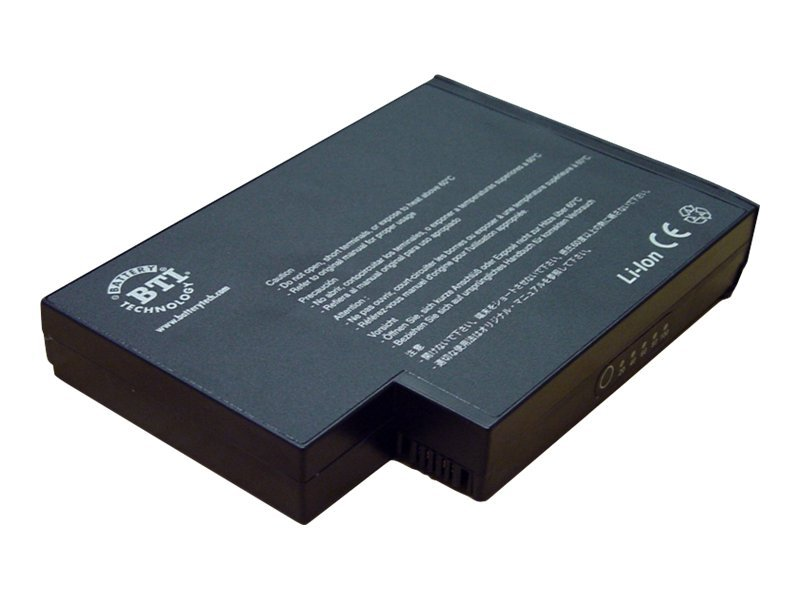 BTI 8-Cell Battery for HP Omnibook XE4000, HP-XE4000L