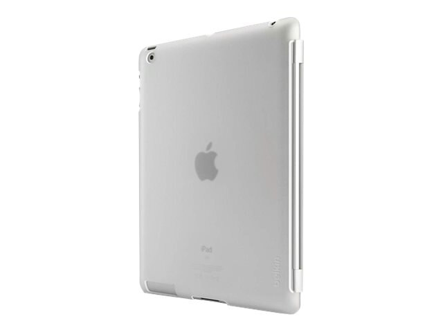 Belkin Snap Shield for iPad 3, Clear, F8N744TTC01, 13760172, Protective & Dust Covers