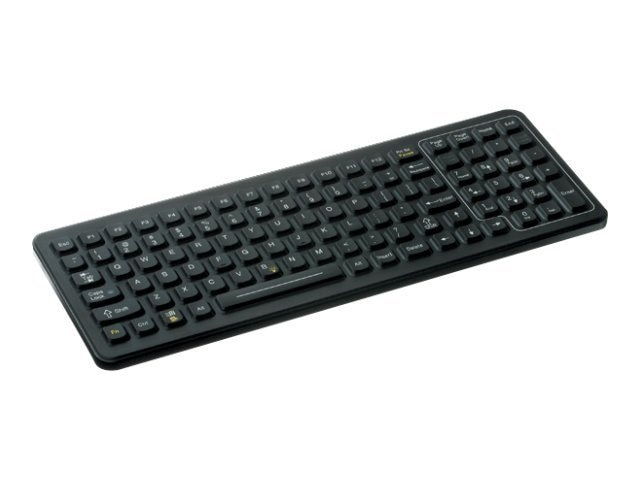 Intermec Keyboard 101-key Backlit SLK-101 RoHS, 340-053-003, 14410844, Keyboards & Keypads
