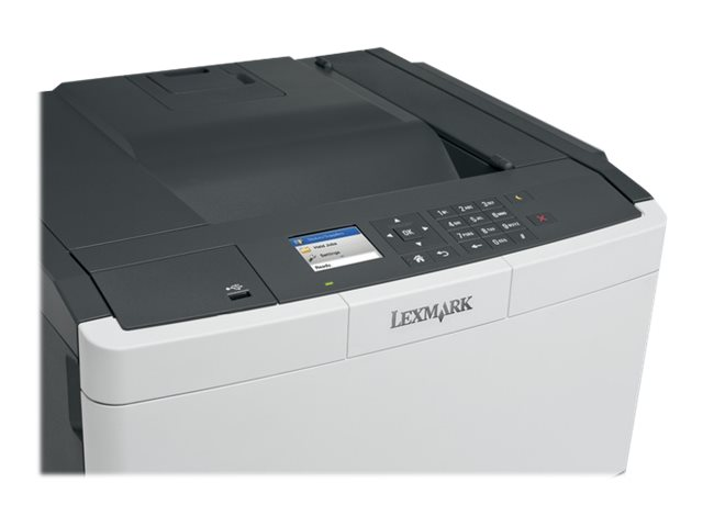 Lexmark CS410dn Color Laser Printer, 28D0050