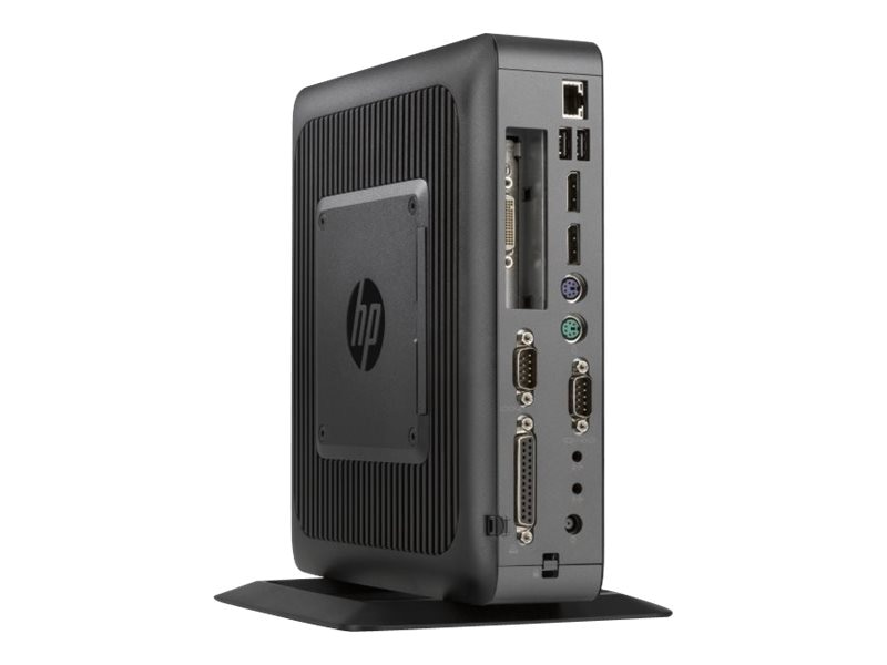 HP t620 PLUS Flexible Thin Client AMD QC GX-420CA 2.0GHz 4GB RAM 16GB Flash GbE VGA WE864, J2L59UA#ABA
