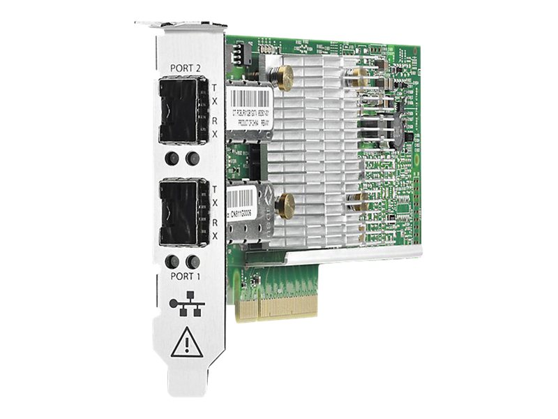 Open Box HPE StoreFabric CN1100R Dual Port Converged Network Adapter