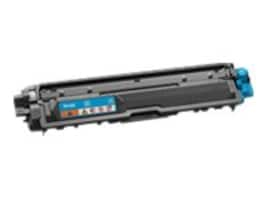 Brother Cyan High Yield Toner Cartridge for HL-3140CW & HL-3170CDW Printers, TN225C, 15481775, Toner and Imaging Components