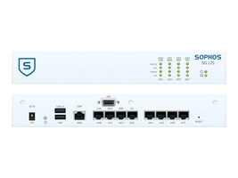 Sophos Corp. SG 125w 8-Port Appliance w 24x7 TotalProtect (1 Year), SA1C1CSUSK, 31835641, Wireless Access Points & Bridges
