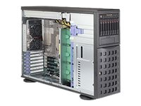 Supermicro Barebones, SuperServer 7048R-C1RT Tower 4U RM E5-2600 v3 Family Max.1TB DDR4 8x3.5 HS Bays
