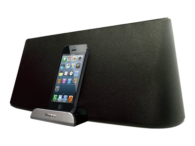 Sony Ultra Premium iPod Dock w  DMC