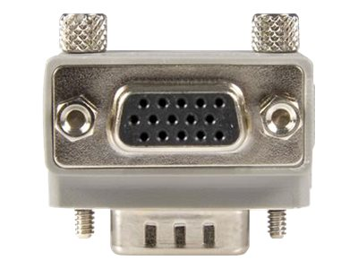 StarTech.com VGA Right Angle Adapter, HD-15 (M-F), Position Type One, GC1515MFRA1