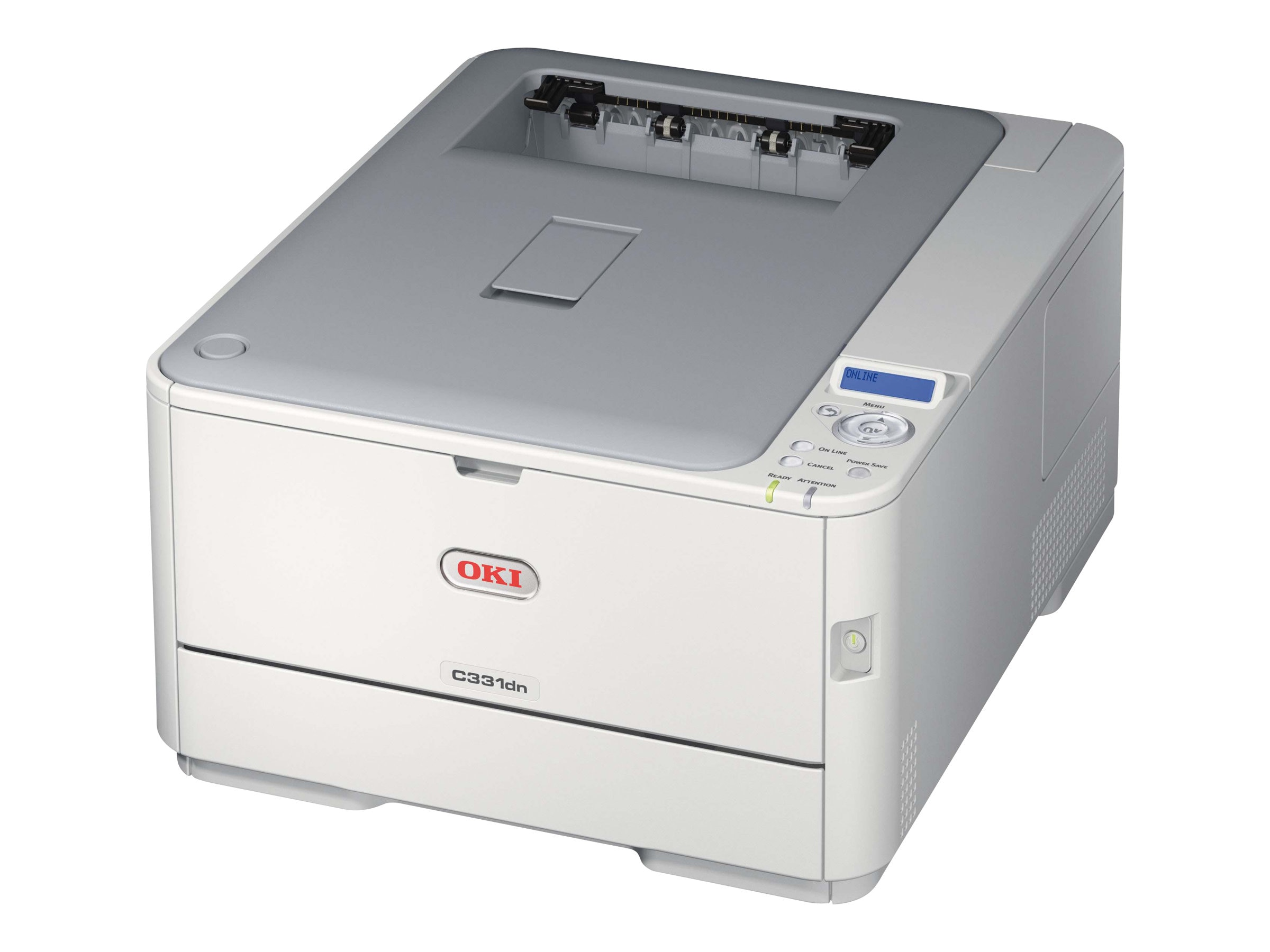 Oki C331dn Digital Color Printer, 62443601, 15914964, Printers - Laser & LED (color)