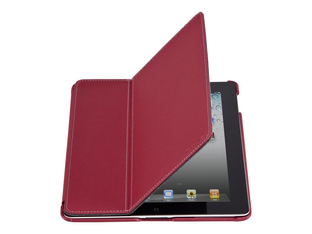 Targus Slim Case for iPad 3, Red, THD00606US