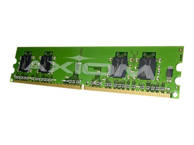 Axiom 2GB PC2-5300 240-pin DDR2 SDRAM UDIMM, AX16591057/1, 8186049, Memory