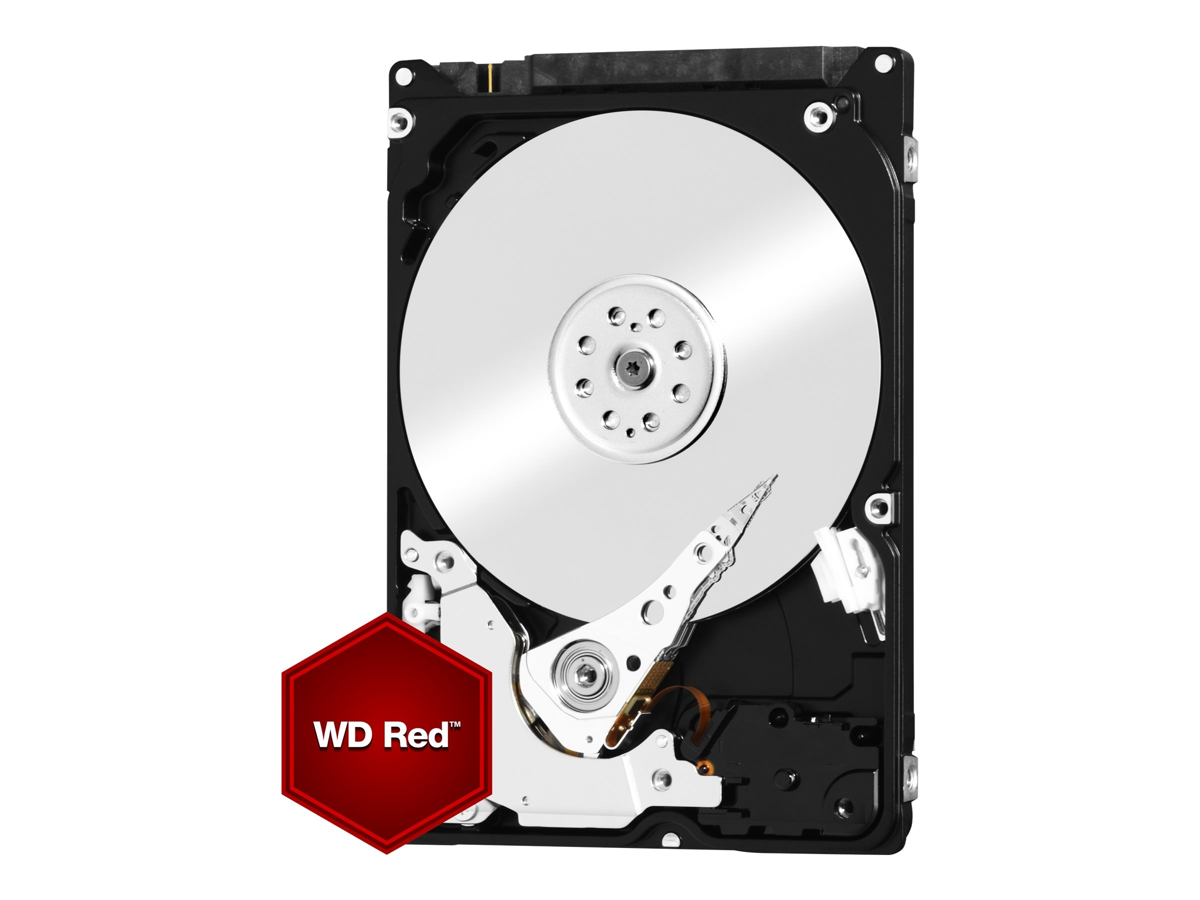 Open Box WD 750GB WD Red SATA 6Gb s 2.5 Internal NAS Hard Drive, WD7500BFCX