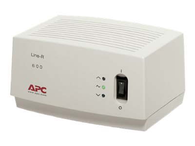 APC Line-R 600VA Automactic Voltage Regulator, 680 Joules, LE600