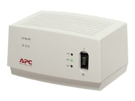 APC Line-R 600VA Automactic Voltage Regulator, 680 Joules, LE600, 445537, Line Conditioners