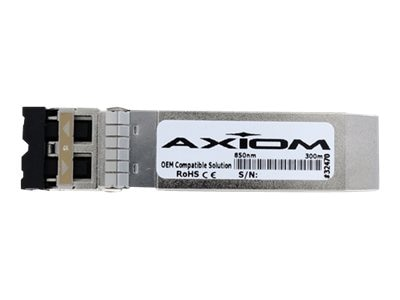 Axiom 10GBASE-LR SFP+ Cisco Compatible Transceiver ONS-SC+-10G-LR, ONSSC10GLR-AX, 26837642, Network Transceivers