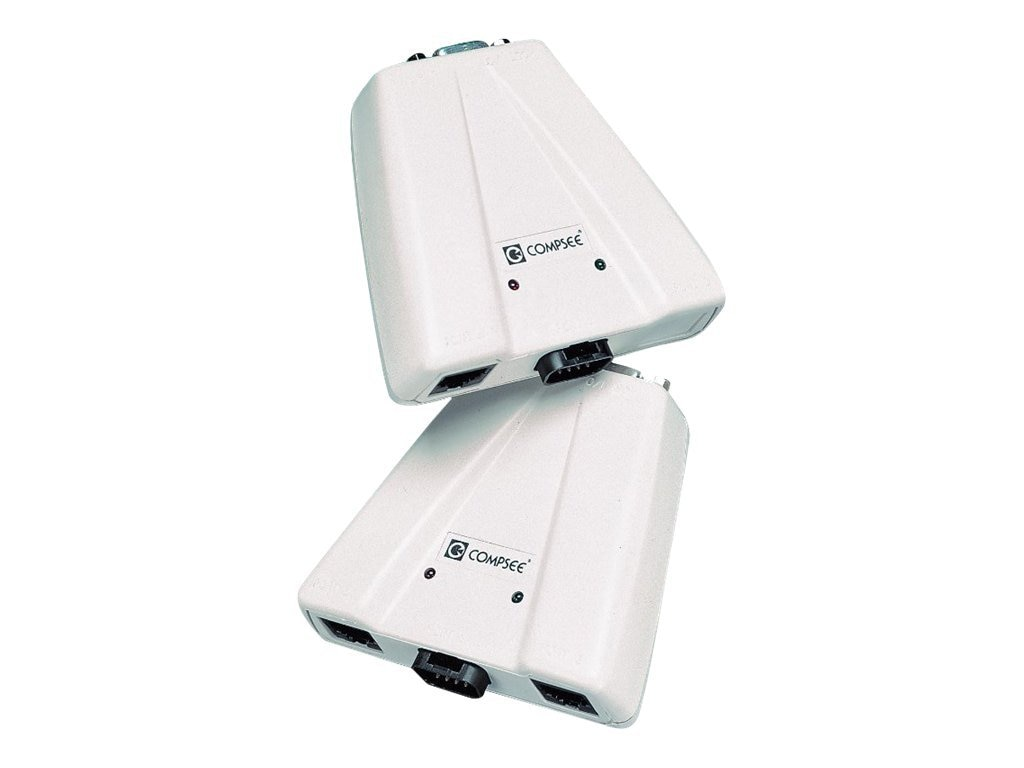 Compsee Turbo Wedge, (1) KB Wedge, (2) Input Ports, Requires Cable, 02KT022, 8817023, Portable Data Collectors