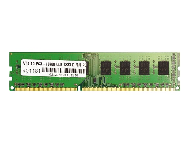 VisionTek 8GB PC3-12800 240-pin DDR3 SDRAM DIMM, 900667