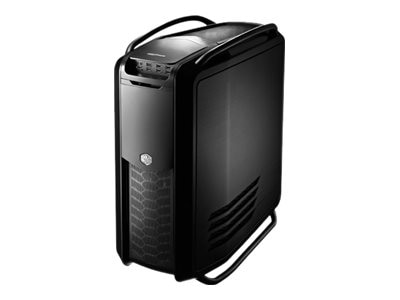 Cooler Master Chassis, Cosmos II Ultra Tower, XL-ATX SSI EEB, 3x5.25, 13xHDD Bays, 11xSlots, Black