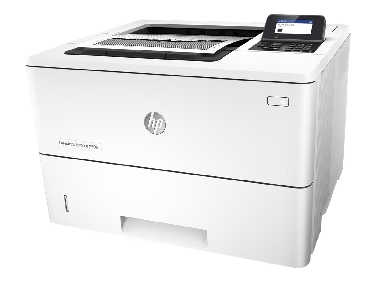 HP LaserJet Enterprise M506dn Printer, F2A69A#BGJ, 30006403, Printers - Laser & LED (monochrome)
