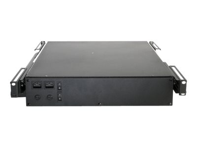 APC Rack Side Air Distribution 2U 208 230 50 60HZ, ACF202BLK