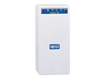 Tripp Lite UPS Tower 600VA 425W Extended Run Line-Interactive (6) Outlet, TE600, 307830, Battery Backup/UPS