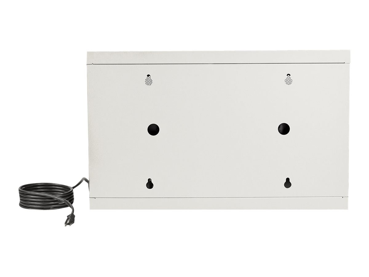 Tripp Lite 16-Device AC Charging Station Cabinet for Chromebooks and Laptops, White, Instant Rebate - Save $20, CSC16ACW