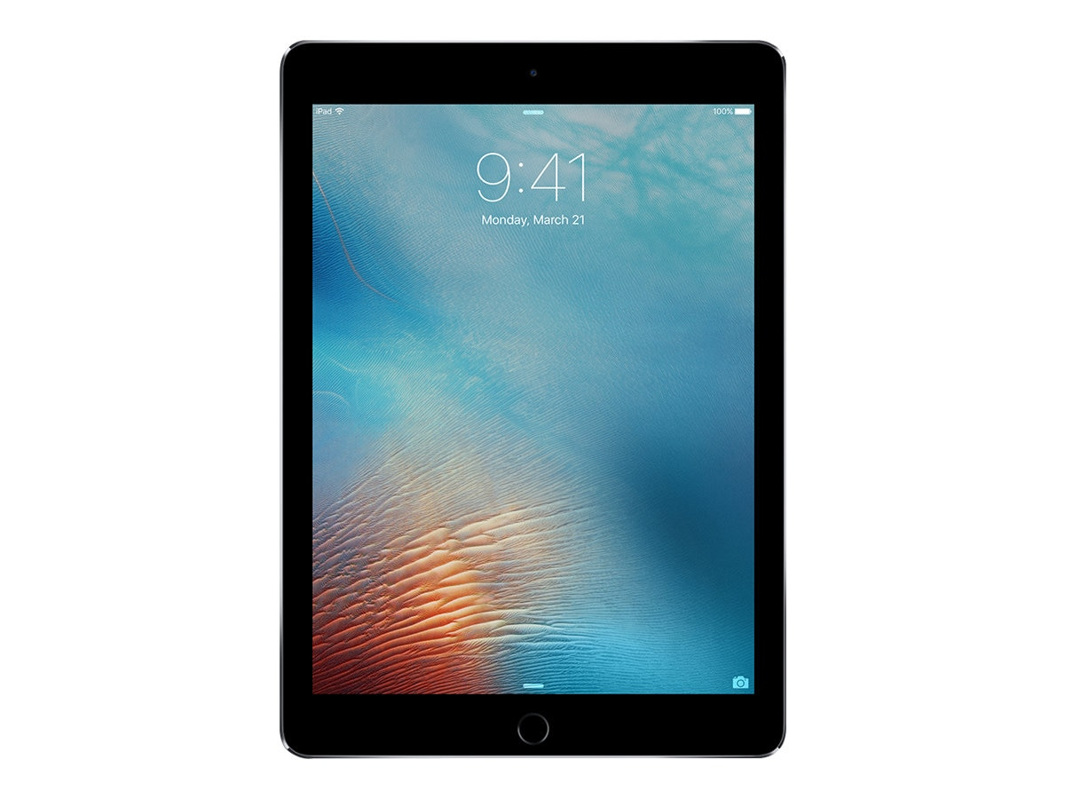 Apple iPad Pro 9.7, 128GB, Wi-Fi+Cellular, Space Gray (Apple SIM)