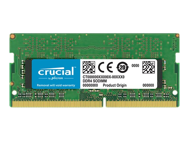 Crucial 4GB PC4-19200 260-pin DDR4 SDRAM SODIMM