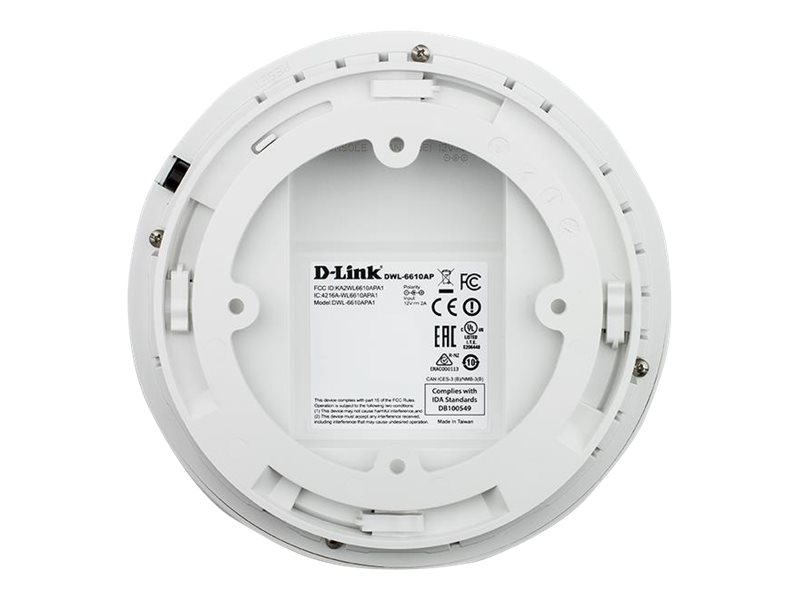 D-Link Wireless AC1200 Dual-Band Unified Access Point, DWL-6610AP
