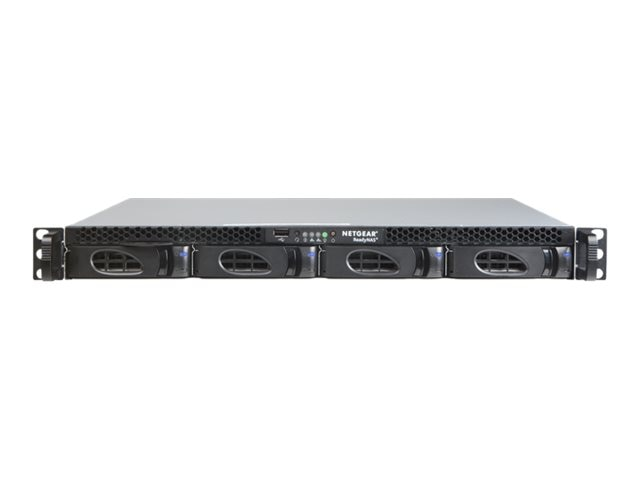 Netgear 8TB ReadyNAS 2120 Rackmount NAS w  (4) 2TB Enterprise Hard Drives, RN21242E-200NES