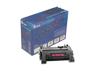 Troy Black MICR Secure High Yield Toner Cartridge for TROY 602, 603 & HP LaserJet M602, M603 Printers, 02-81351-001, 13524655, Toner and Imaging Components